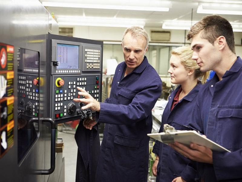 機械設備製造業網頁設計模板67